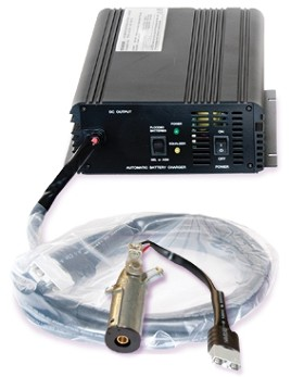 12V/25A Aircraft Battery Charger (Piper)