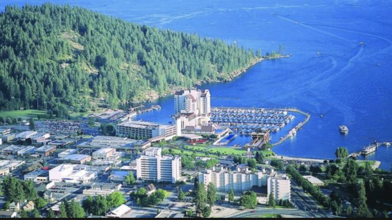 Coeur D Alene (click for a ton of pictures)